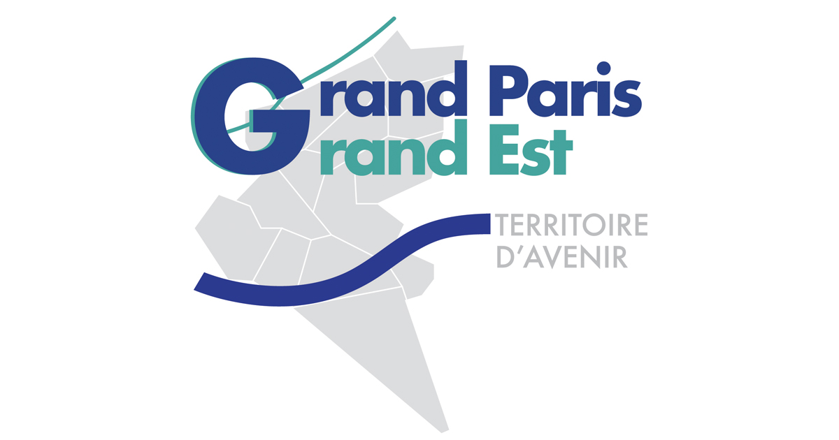 Logo de l'EPT Grand Paris Grand Est
