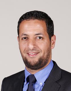 Portrait de Mohamed Dine