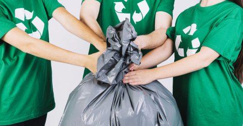ramassage des ordures et tri