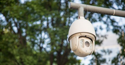 caméra de vidéo protection