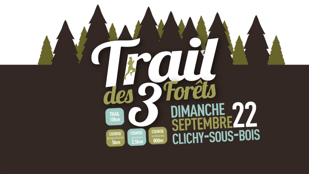 logo Trail des 3 forêts