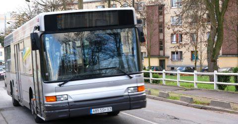bus de Clichy-sous-bois