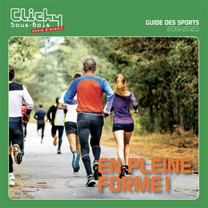 Couverture guide des sports