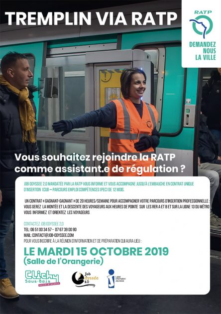 Tremplin via RATP
