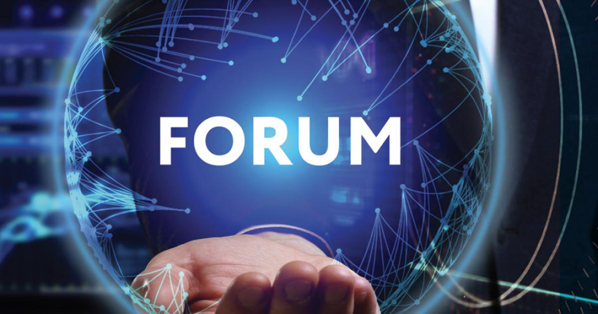 Forum du numerique à la bib